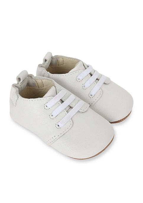 Robeez® Boys Owen Oxford First Kicks-Infant/Toddler