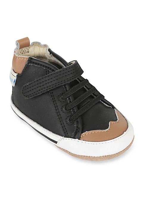 Robeez® Brandon High Top Mini Shoe