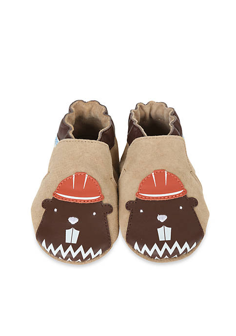 Robeez® Beaver Soft Sole