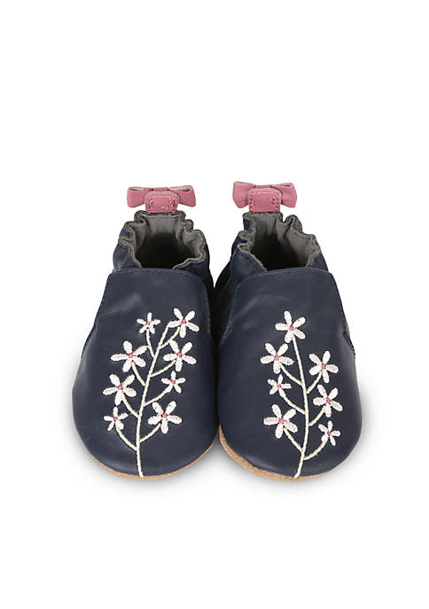 Robeez® Bluebell Soft Sole Shoe