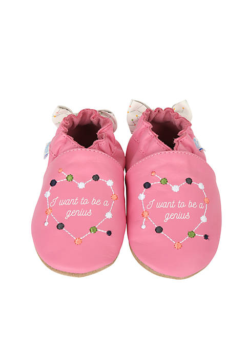 Robeez® I Genius Want To Be A Genius I Soft Sole Shoe b5232d