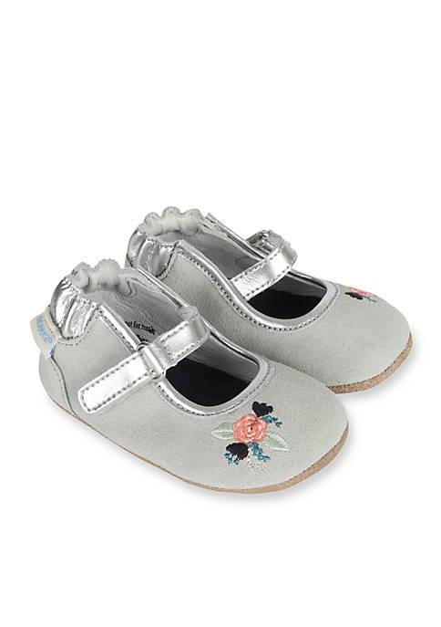 Robeez® Blossom Ballet Mini Shoe