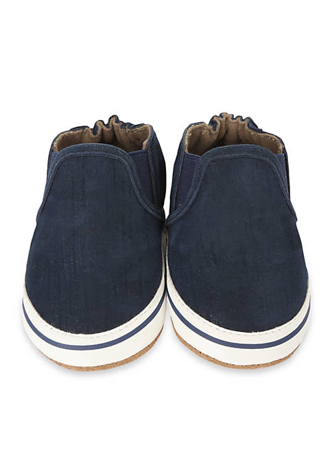 Boys Liam Basic Soft Sole Shoes-Infant/Toddler