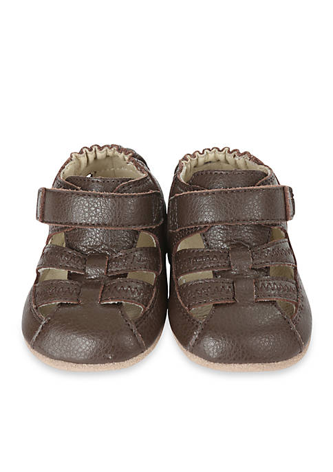 Robeez® Girls Sandal Mini Shoes Infant/Toddler