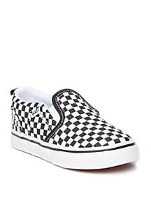 Asher Checkered Sneakers - Boys Toddler/Youth