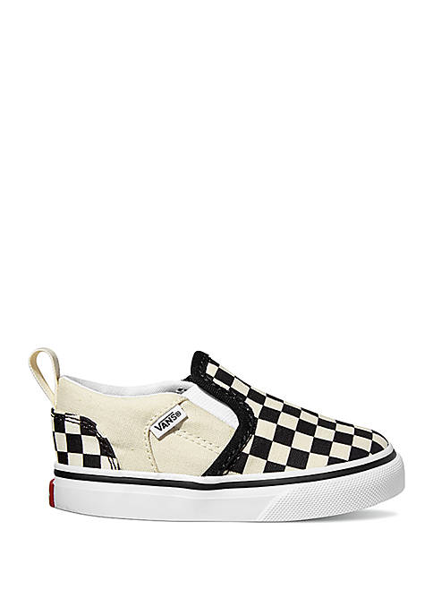Toddler Boys Checker Asher Sneakers