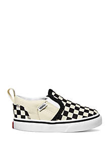 3beda1b897 Robeez® Puppy Love Soft Sole Shoe · VANS® Toddler Boys Checker Asher  Sneakers