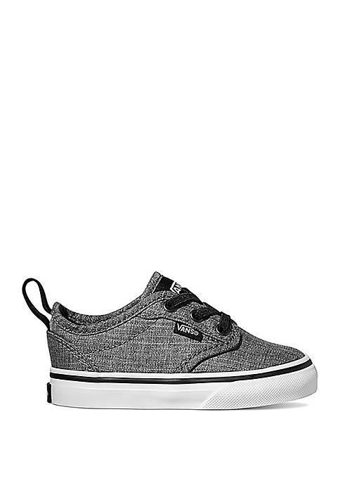 VANS® Toddler Boys Atwood Slip-On Sneakers