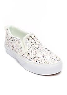 f0568103d3e VANS® Toddler Youth Asher Glitter Shoe