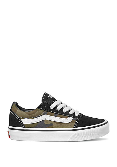 Youth Boys Ward Camouflage Sneakers