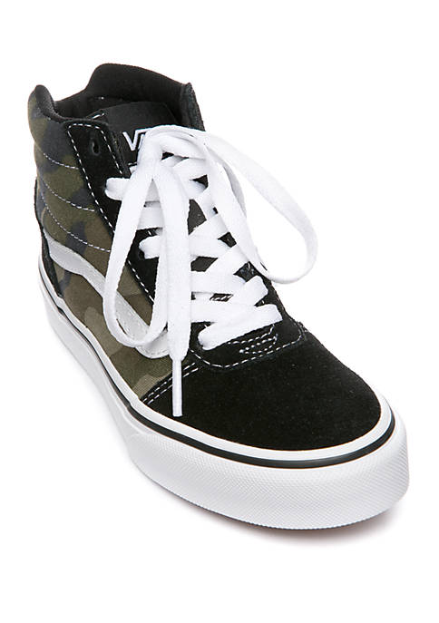 Toddler/Youth Boys Ward High Top Camo Sneakers