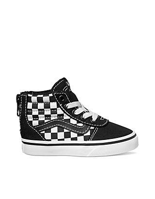 9622d5c5080 VANS® Girls 4-10 Ward Hi Zip Shoes