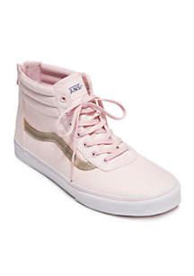 Maddie Hi Zip Shoe