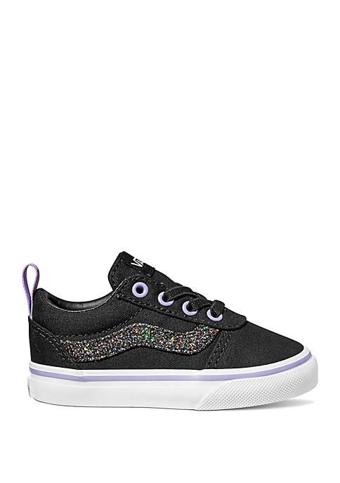 Toddler Girls Glitter Ward Sneakers