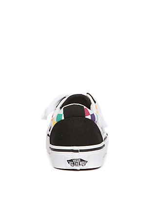 ToddlerYouth Girls Ward Party Check Sneakers