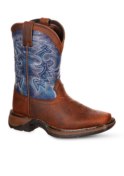 DURANGO® Lil Rebel Western Boots- Toddler-Youth Sizes