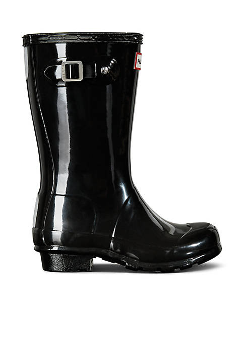 Hunter Girl's Original Gloss Boot