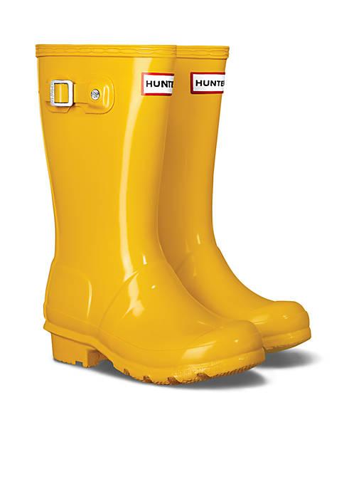 Hunter Girl's Original Gloss Boot