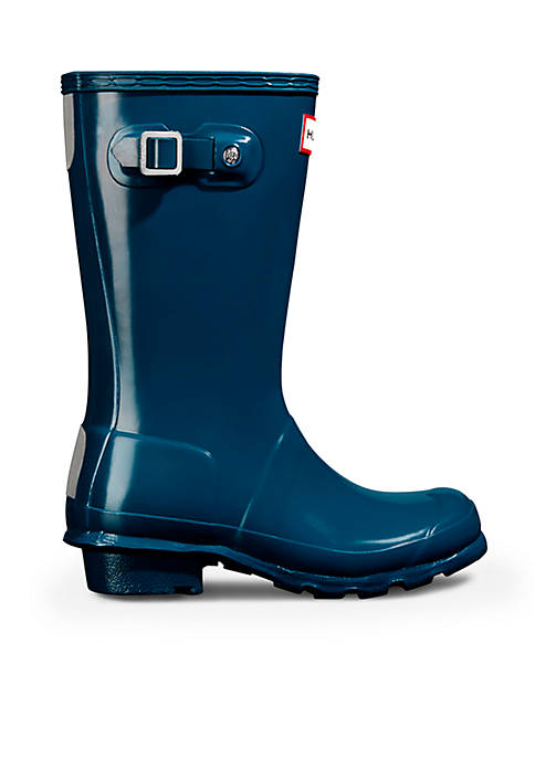 Hunter Girls Original Gloss Rain Boot