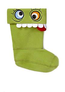 Kids Boot Sock Alien Cuff Nylon (Toddler/Little Kid/Big Kid)
