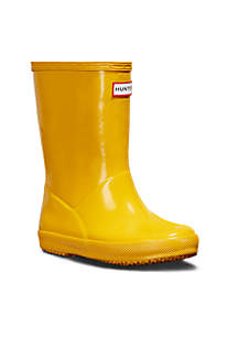Girl\u2019s Classic Gloss Rain Boot - Toddler/Youth