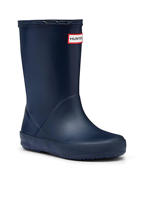 Hunter Girl's Classic Rain Boot