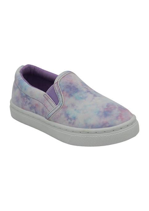 Toddler Girls Tie Dye Sneakers