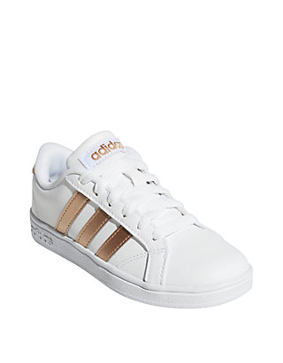 Youth Girls Baseline K Gold Sneaker