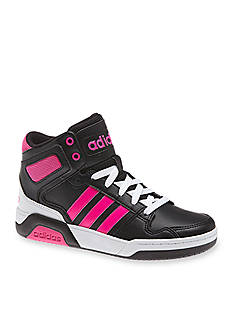 adidas® BB9tis Mid Sneakers- Girls Toddler/Youth Sizes