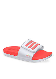 adidas® Adilette Cloadfoam Ultra Sandals - Girls Toddler/Youth Sizes