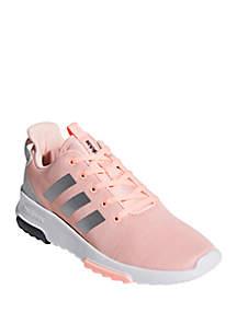 designer fashion 3ea4f 6c26e ... adidas Youth Girls Cloudfoam Racer TR Sneakers