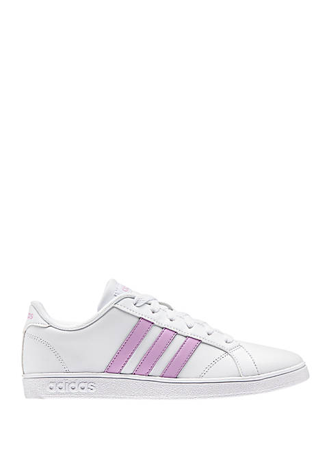 adidas Youth Girls Baseline K Sneakers