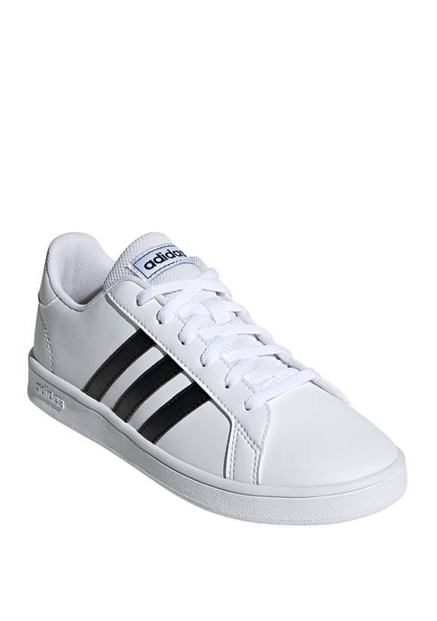adidas Youth Girls Grand Court Sneakers