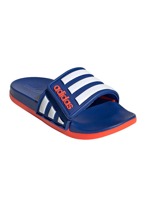 adidas Toddler/Youth Adilette Slide Sandals