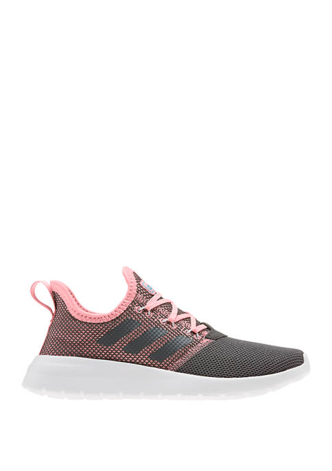 adidas Girls Youth Pink Lite Racer Sneakers