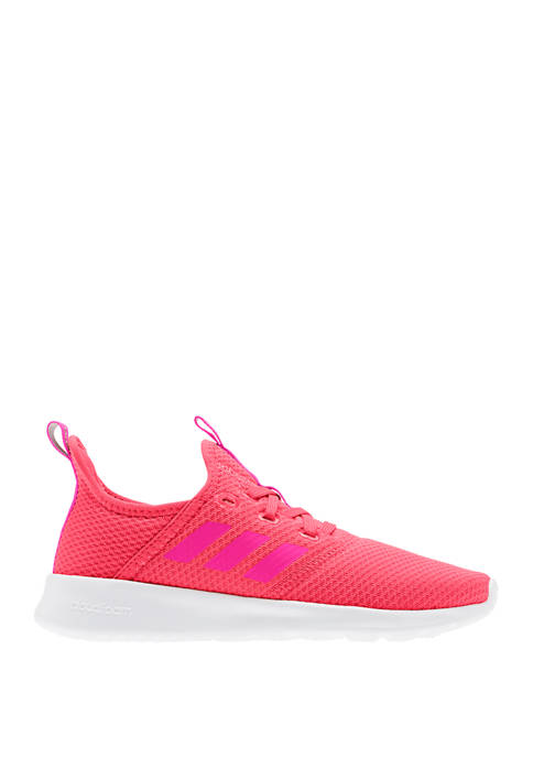 adidas Girls Youth Red Cloud Foam Pure Sneakers