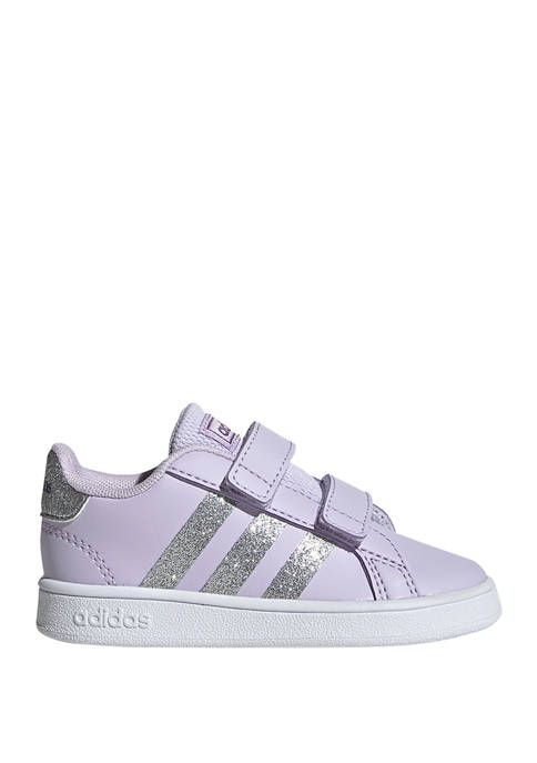 adidas Toddler Girls Grand Court I Sneakers