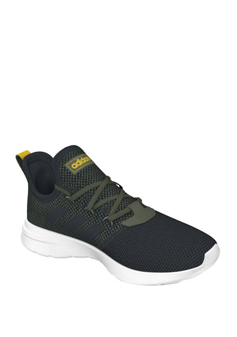 adidas Boys Youth Green Lite Racer Sneakers