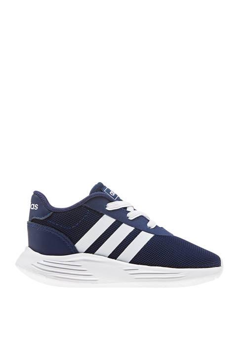 adidas Boys Toddler Blue Lite Racer Sneakers