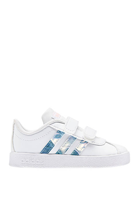 adidas Toddler Girls VL Court Sneakers
