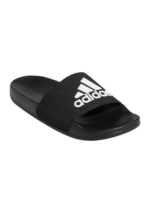adidas Toddler/Youth Boys Adilette Slide Sandals