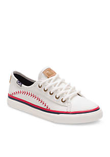 Double Up Pennant Sneaker - Boys Toddler/Youth Sizes