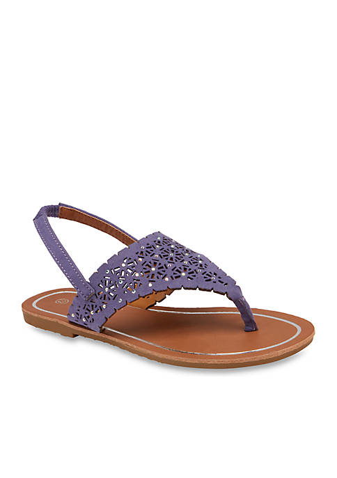 Girls T Strap Sandals - Youth