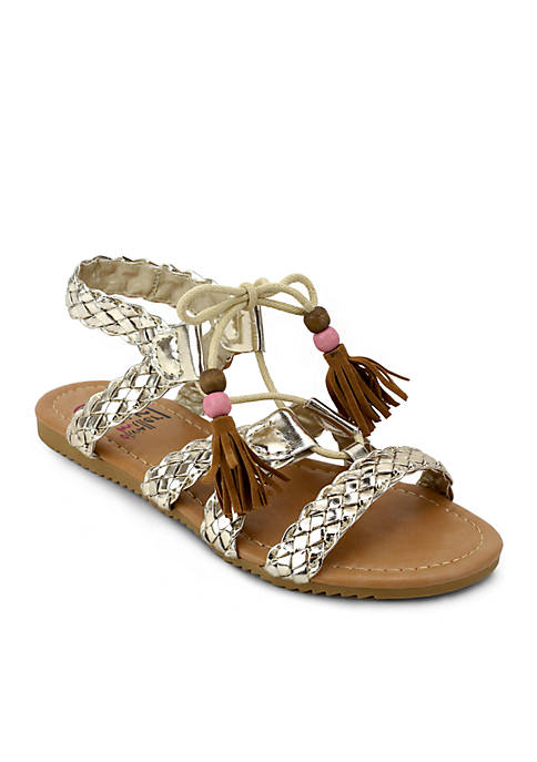 Olivia Miller Anessa Sandal Girls Toddler/Youth