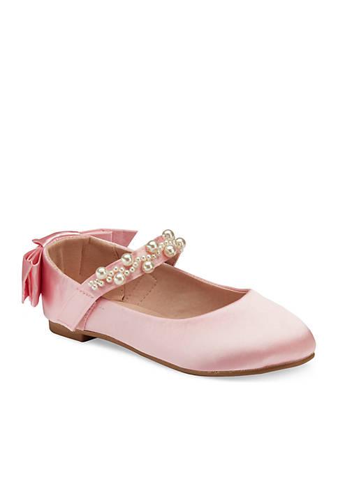 Toddler/Youth Girls Rhine Ballet Flat