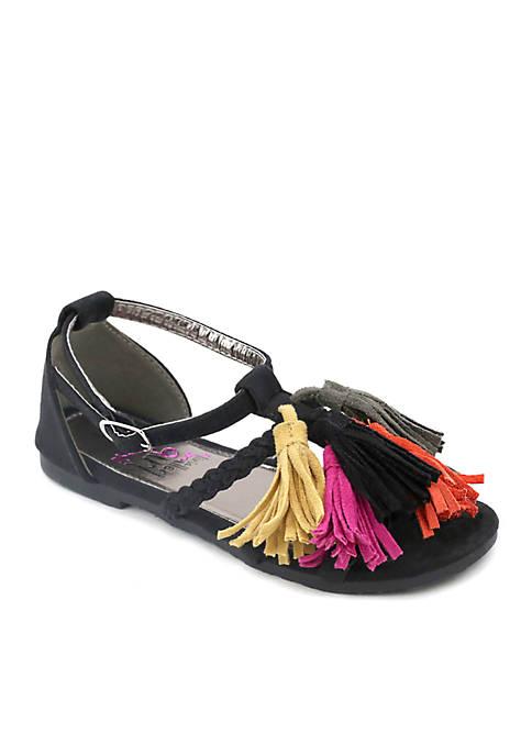Olivia Miller Shiloh Gladiator Sandal Girls Toddler/Youth