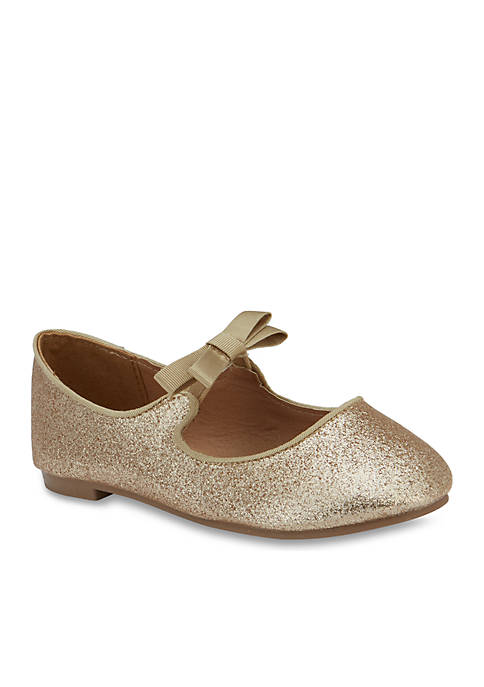 Olivia Miller Girls Lutine Flats- Youth