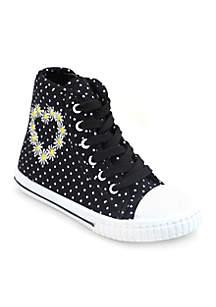 Dotti High Top Sneaker Girls Toddler/Youth