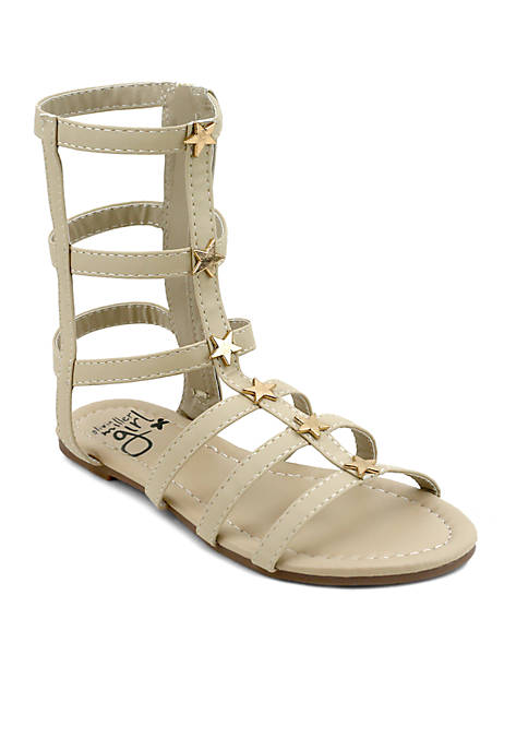 Girls Youth Colombe Gladiator Sandals