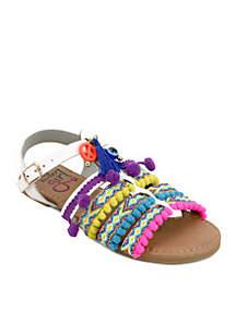 Anja Boho Sandal Girls Toddler/Youth